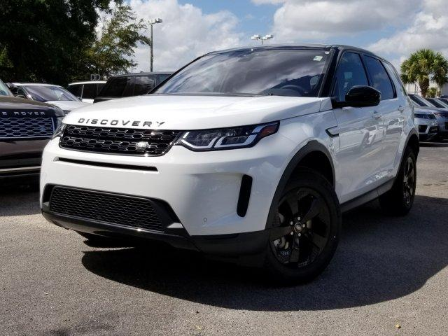 Land Rover Discovery >> New 2020 Land Rover Discovery Sport Standard 4 Door 4wd