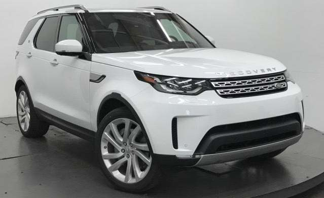 Certified Pre-Owned 2018 Land Rover Discovery HSE Luxury V6 Supercharged