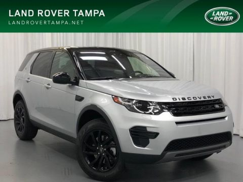 New 2019 Land Rover Discovery Sport SE 4WD