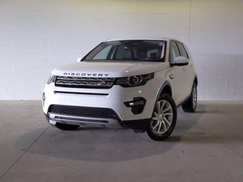 2019 Land Rover Discovery Sport HSE 4WD