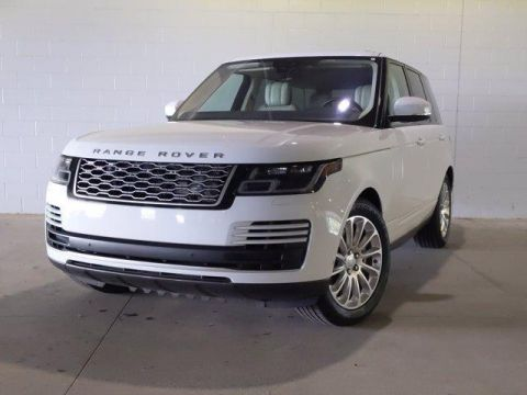 2019 Land Rover Range Rover V6 Supercharged HSE SWB