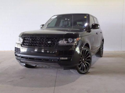 2014 Land Rover Range Rover 4WD 4dr Supercharged