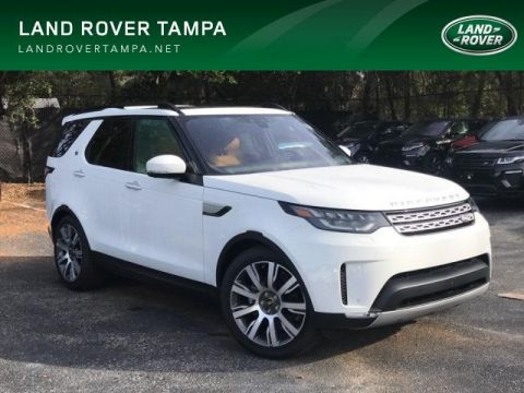New 2018 Land Rover Discovery HSE Luxury Td6 Diesel