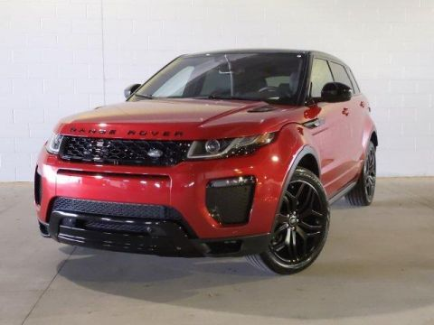 Certified Pre-Owned 2017 Land Rover Range Rover Evoque 5 Door HSE Dynamic Sport Utility 4WD