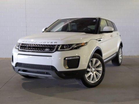 2017 Land Rover Range Rover Evoque 5 Door HSE