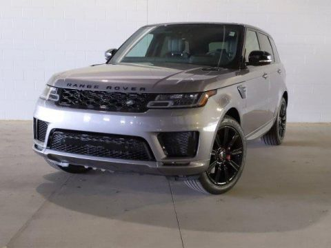 New 2020 Land Rover Range Rover Sport V8 Supercharged HSE Dynamic With Navigation