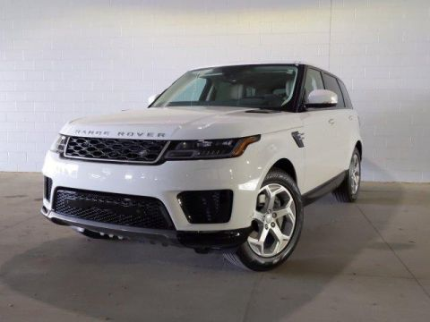 2020 Land Rover Range Rover Sport Turbo i6 MHEV HSE